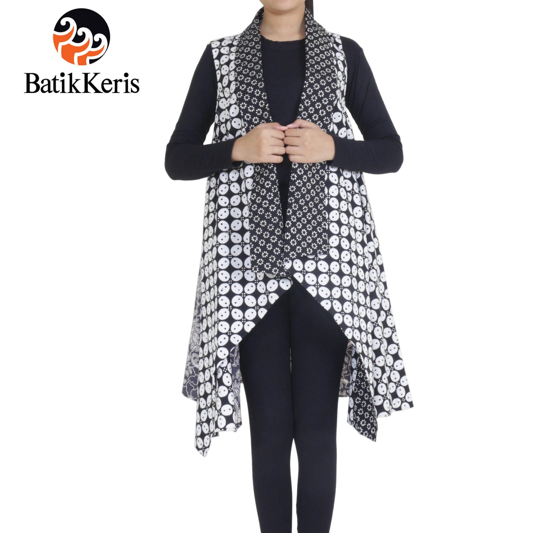 Facebook Batik Keris: Kain Batik Untuk Pakaian Wanita Modern