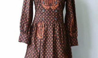 Kain Batik untuk Pakaian Wanita Modern