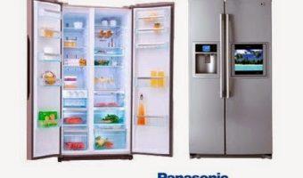 Kulkas 2 Pintu Terbaru dari Panasonic, Ini Kelebihannya