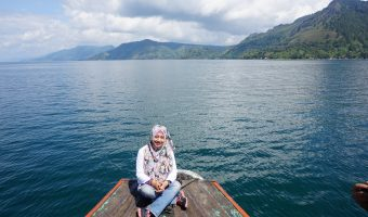 Menjelajah Sumatera Utara Bersama Anak Tercinta