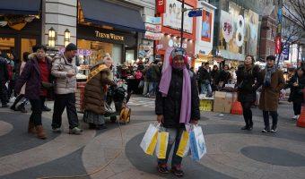 Myeongdong, Tempat Belanja Kosmetik Murah di Korea