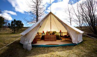 Glamping, Cara Mewah Nikmati Liburan Sambil Camping
