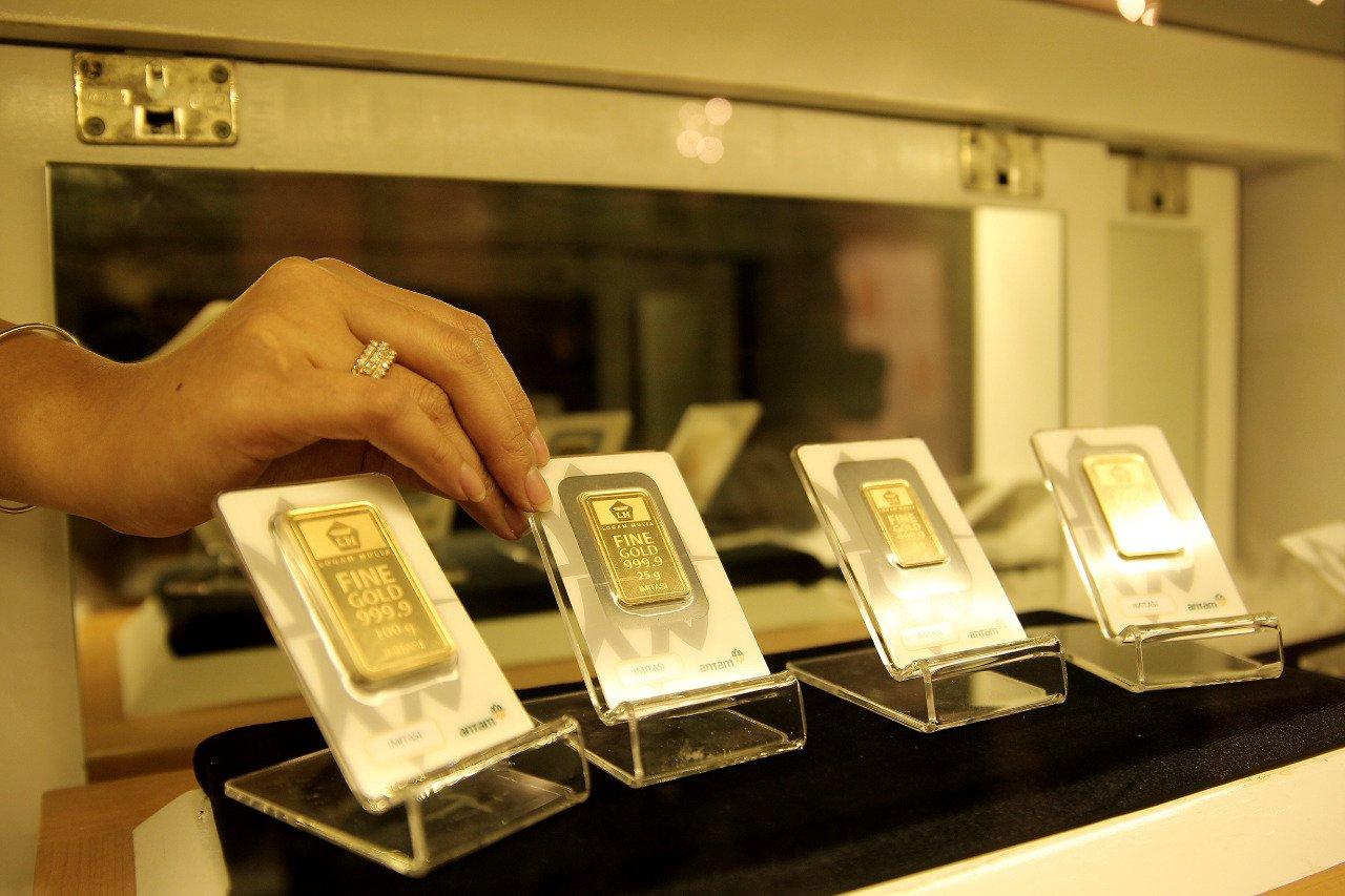 Dalam Rangka Ulang Tahun Ke 50 Antam Meluncurkan Desain Baru Emas