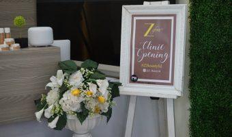 Launching dan Clinic Tour di Bersama Z Glow Clinic Bekasi