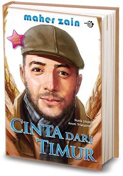 """Komik """"Maher Zain – Cinta dari Timur"""" (Sahabat Ufuk, 2012)"""