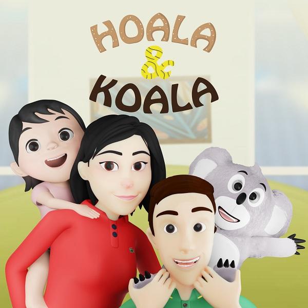 Hoala Koala dan keluarga